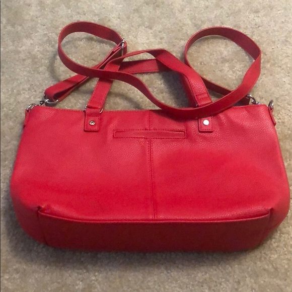 thirty-one Handbags - Thirty-one Miles of Style Very Cherry Pebble Xbody